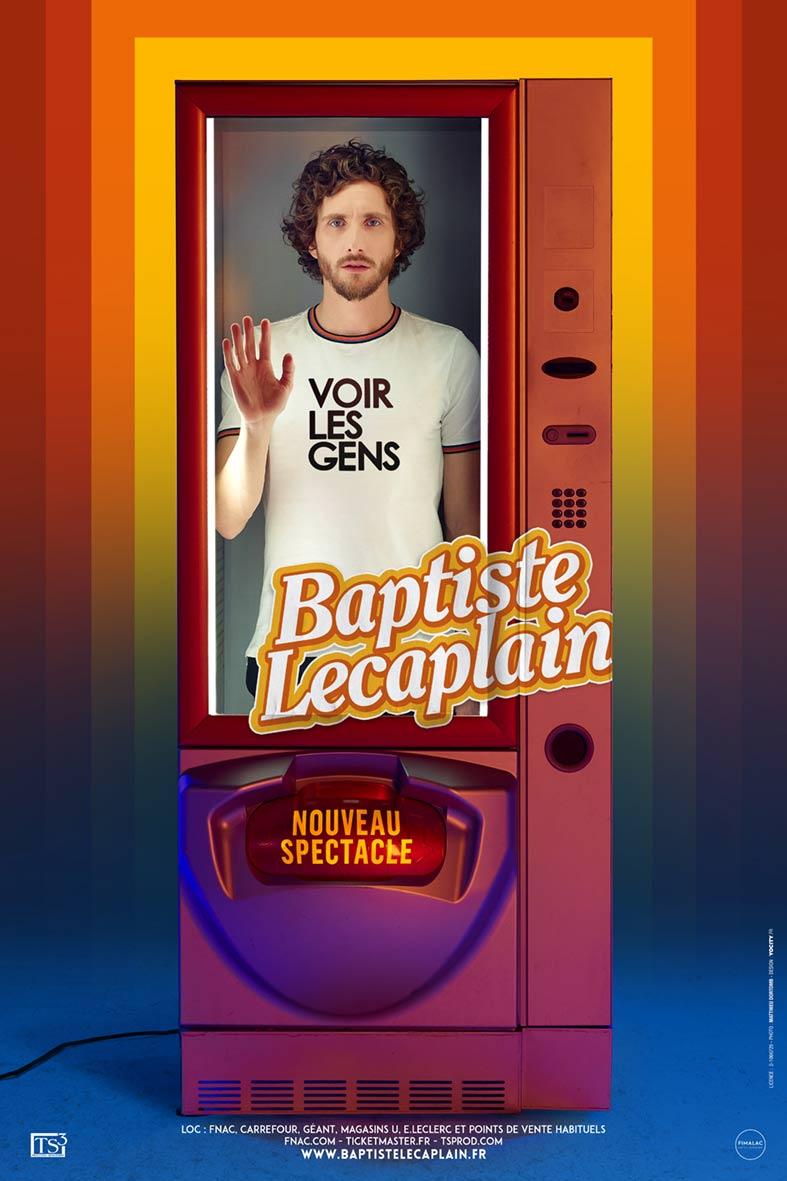 Baptiste Le caplain affiche arcomik