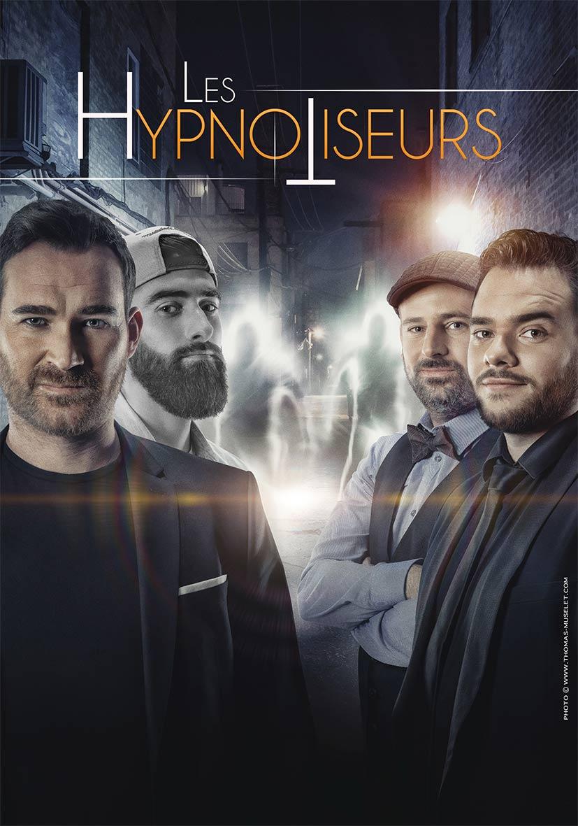 les hypnotiseurs affiche Arcomik