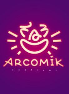 Arcomik-festival-humour-logo-gael-barnabe