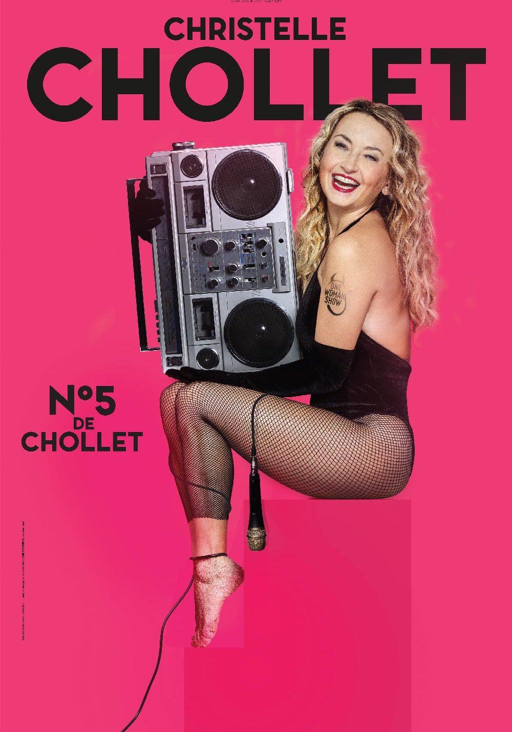 Christelle chollet Arcomik affiche