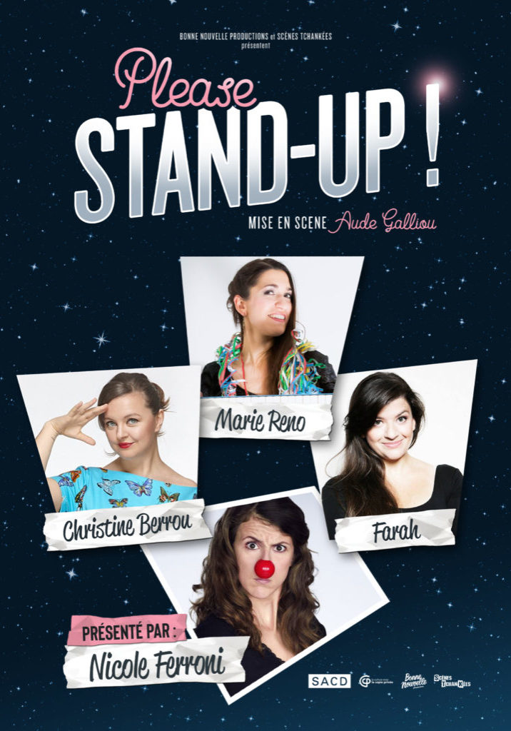 Please Stand-Up - Saint-Etienne